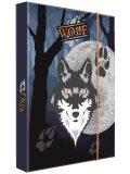 Box na sešity A5 vlk - Karton P+P