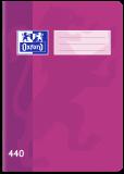 Školní sešit Oxford 440 fialový - OXFORD