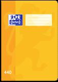 Školní sešit Oxford 440 žlutý - OXFORD