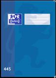 Školní sešit Oxford 445 modrý - OXFORD