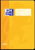 Školní sešit Oxford 445 žlutý - OXFORD