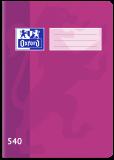 Školní sešit Oxford 540 fialový - OXFORD