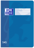 Školní sešit Oxford 545 modrý - OXFORD