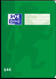 Školní sešit Oxford 644 zelený - OXFORD