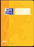 Školní sešit Oxford 644 žlutý - OXFORD