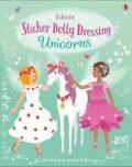 Sticker Dolly Dressing Unicorn - Fiona Watt
