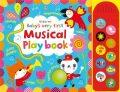 Baby´s Very First Musical Play Book - Fiona Watt
