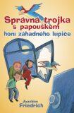 Správná trojka s papouškem honí záhadného lupiče - Joachim Friedrich