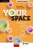 Your Space 3 pro ZŠ a VG - Učebnice - Hobbs Martyn, ...