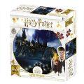 Harry Potter 3D puzzle - Bradavice v noci 500 dílků - neuveden