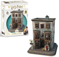 Harry Potter 3D puzzle Příčná ulice Ollivanderův obchod s hůlkami - 88 dílků - CubicFun