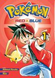 Pokémon: Red a Blue 1 - Kusaka Hidenori