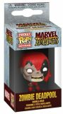 Funko POP Keychain: Marvel Zombies S1 - Deadpool - MagicBox