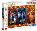 Clementoni Puzzle Harry Potter / 104 dílků - Clementoni