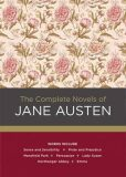 The Complete Novels of Jane Austen - Jane Austenová
