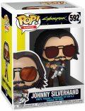 Funko POP! Games: Cyberpunk 2077 - Johnny Silverhand - MagicBox