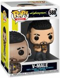 Funko POP! Games: Cyberpunk 2077 - V-Male - MagicBox