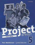 Project 5 Workbook, 3rd (International English Version) - Tom Hutchinson