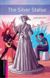 Oxford Bookworms Library Starter the Silver Statue with Audio Mp3 Pack, New - John Escott