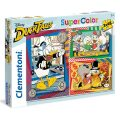Puzzle Supercolor Kačeří příběhy/3x48 dí - neuveden