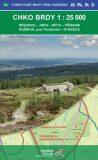 CHKO BRDY 1:25 000/Turisticé mapy pro každého č. 52 - Geodézie
