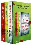 Hadrový panák 1-3 - dárkový box (komplet) - Daniel Cole
