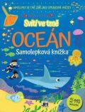 Samolepková knížka Oceán - JIRI MODELS
