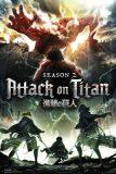 Plakát Attack On Titan Season 2 - Key Art -
