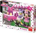 Puzzle Minnie a Daisy 48 dílků - Dino Toys