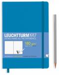 Leuchtturm1917 Mini A7 Lined Taupe Notebook tvrdý, linka - -