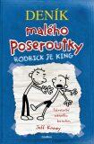 Deník malého poseroutky 2 - Rodrick je king - Jeff Kinney