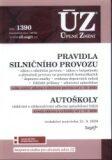 ÚZ 1390 Pravidla silničního provozu, Autoškoly - Sagit