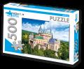Puzzle č. 32 Bojnice / 500 dílků - Puzzle Turistická edice