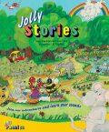Jolly Stories : In Precursive Letters (British English edition) - Sara Wernham