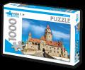 Puzzle č. 39 Bouzov / 1000 dílků - Puzzle Turistická edice