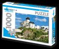 Puzzle č. 36 Trenčínský hrad / 1000 dílků - Puzzle Turistická edice