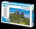 Puzzle č. 31 Hrad Trosky / 1000 dílků - Puzzle Turistická edice