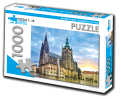 Puzzle č. 28 Pražský hrad Katedrála sv. Víta / 1000 dílků - Puzzle Turistická edice