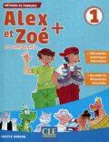 Alex et Zoé+ 1 - Niveau A1.1 - Livre de l´éleve + CD - Colette Samson