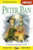 Četba pro začátečníky - Peter Pan (A2 - B1) - James M. Barrie