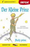 Zrcadlová četba-N- Der Kleine Prinz - Antoine de Saint-Exupéry