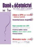 Daně a účetnictví bez chyb, pokut a penále  1/2021 - Zdenka Cardová, ...