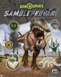 Samolepkování Dinosauři - JIRI MODELS