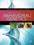 Principles of Behavioral Genetics - Anholt Robert R. H.