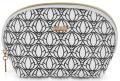 Kosmetická taška kulatá Black&White - Karton P+P