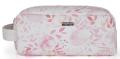Kosmetická taška malá Pink flowers - Karton P+P