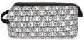 Kosmetická taška velká Black&White - Karton P+P