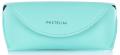 Obal na brýle PASTELINI zelená - Karton P+P