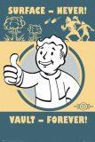 Plakát Fallout - Vault Forever - BKS