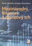 Mezinárodní finance a devizový trh - Jaroslava Durčáková, ...